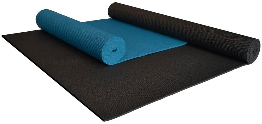Yoga Accessories Deluxe Yoga Mat