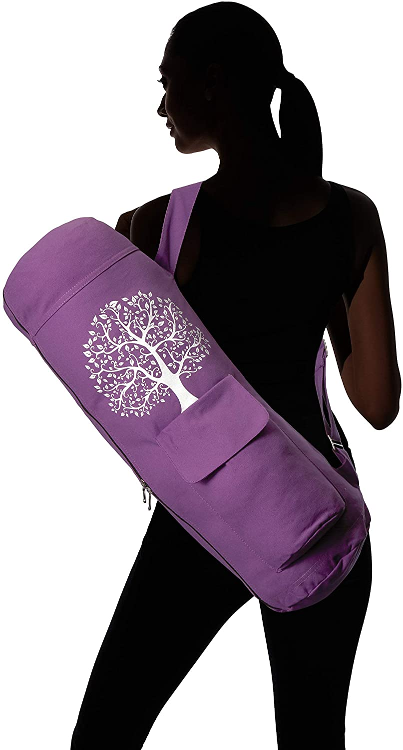Goyoga Full Zip Yoga Mat Bag