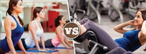 Is yoga better than the gym?